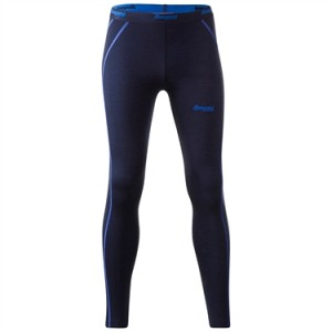 Akeleile Youth Tights - Kalesony hybrydowe  Bergans of Norway / Navy-Cobalt r. 128